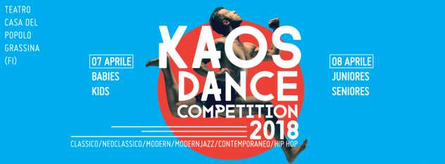 KAOS Dance Competition 2018