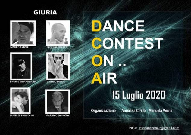 Foto: Dance Contest On Air