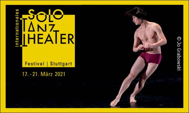 25th International Solo-Dance-Theatre Festival Stuttgart