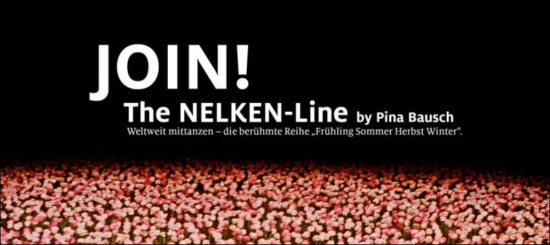 JOIN! The NELKEN-Line
