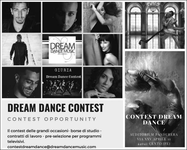 Dream Dance Contest