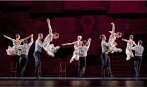Foto: Symphony of Psalms, balletto sinfonico