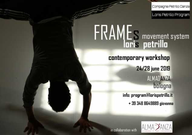 FRAMEs Movement System | Workshop con Loris Petrillo