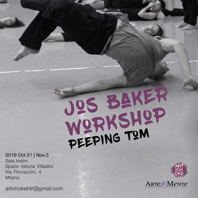 Workshop JOS BAKER ( Peeping Tom)
