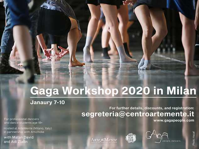 Gaga Workshop 2020